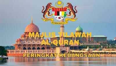 Keputusan Pemenang Tilawah Al-Quran Kebangsaan 2019
