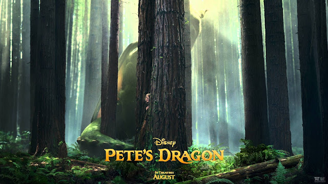 Pete's Dragon (2016), Bryce Dallas Howard, Robert Redford, Oakes Fegley, David Lowery, CINE ΣΕΡΡΕΣ,