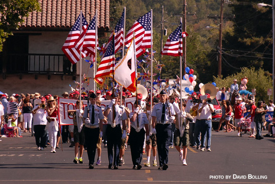 fourth of july parades
