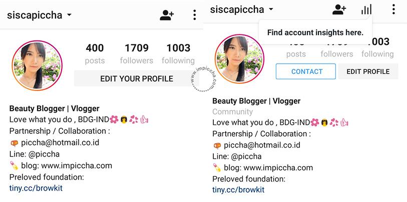 Cara Mengubah Instagram Menjadi Business Account