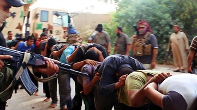 Detenido líder de Daesh, responsable de masacre de 1700 iraquíes
