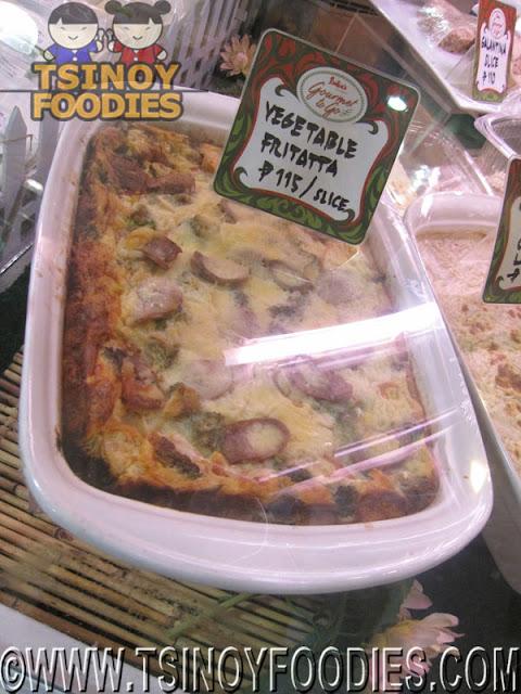 vegetable fritatta