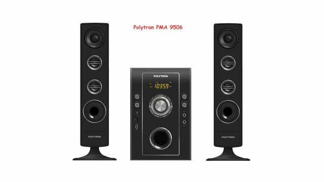 Harga Speaker Aktif Polytron PMA 9506 Multimedia Bluetooth