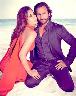 Kareena Kapoor Khan & Saif Ali Khan