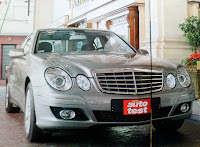 parrilla opticaMercedes Benz E320 CDI