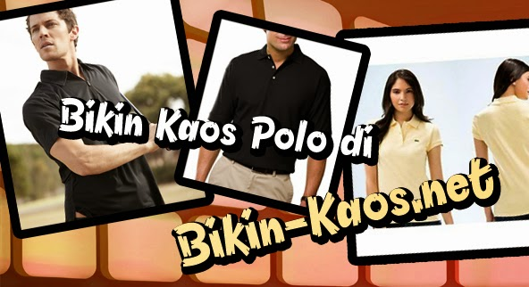 Jasa Pembuatan Kaos Polo Trendy dan Elegan, kaos polo, bikin kaos