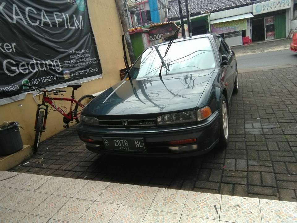 jasa pasang kaca film Masterpiece untuk mobil Toyota Calya