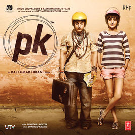 download sondtrack PK film India