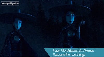 Pesan Moral dalam Film Animasi Kubo and the Two Strings