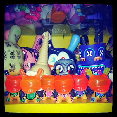 Halloween K 3 Inch Dunnys by Rsin