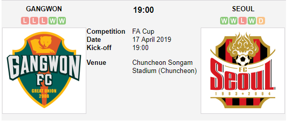 FA Cup Preview: Gangwon FC vs FC Seoul - K League United | South