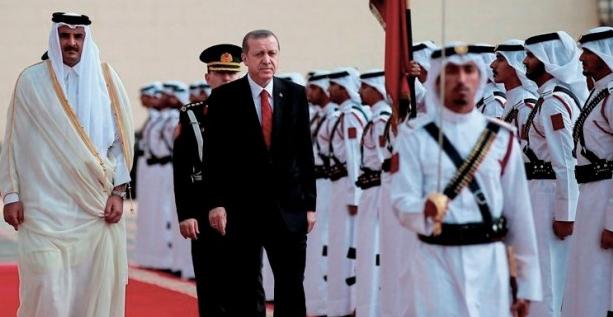 Hasil gambar untuk tentara turki di qatar
