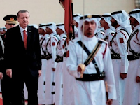 """Di Kucilkan Negara Teluk, Qatar Mendapat Bantuan Dari """"Sahabatnya"""" Turki"""