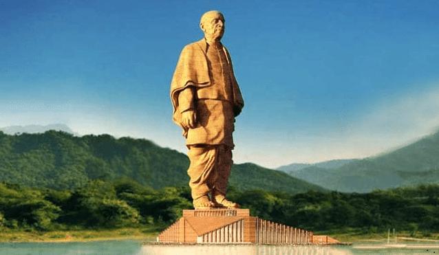 World tallest Sardar Patel statue  statue of unity in hindi   दुनिया की सबसे बड़ी प्रतिमा