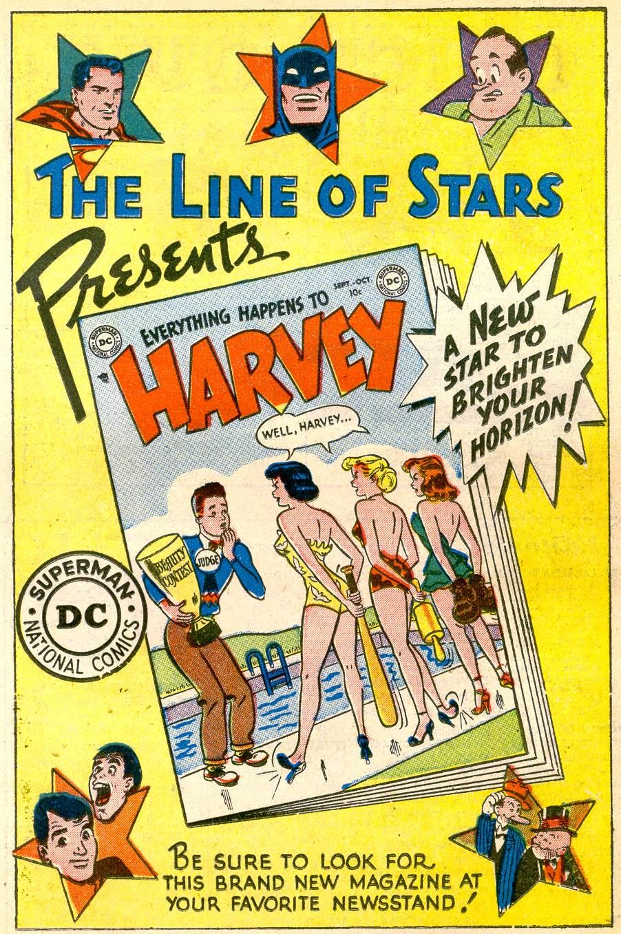 Read online Adventure Comics (1938) comic -  Issue #192 - 23