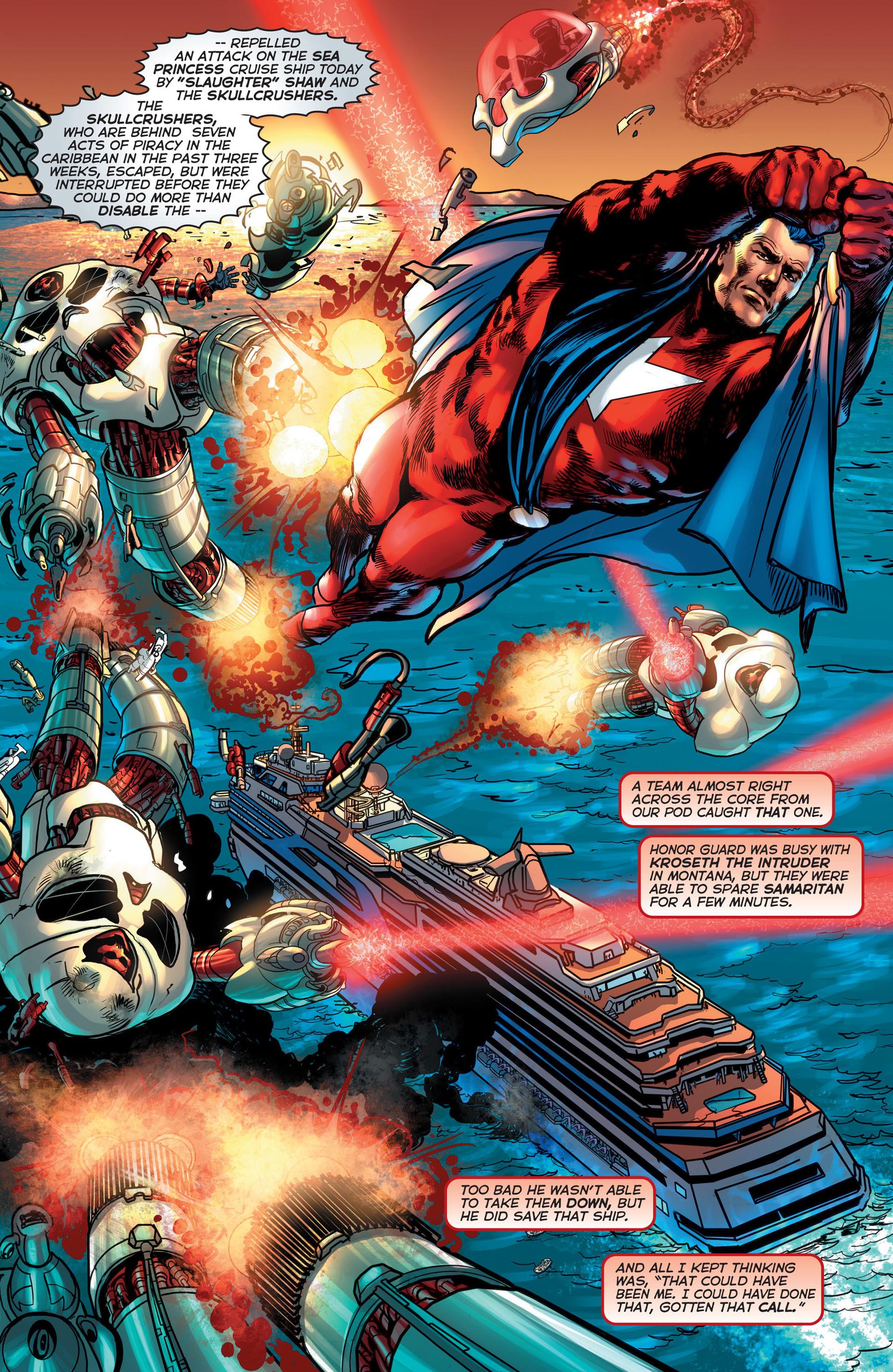 Read online Astro City comic -  Issue #2 - 11