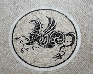 Sejarah Mozaik (Teknik Pernciptaan Dan Perkembangan Mozaik)