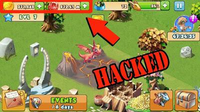 hack tiền dragon mania legends