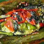 Kuliner Indonesia - Ikan Bungkus