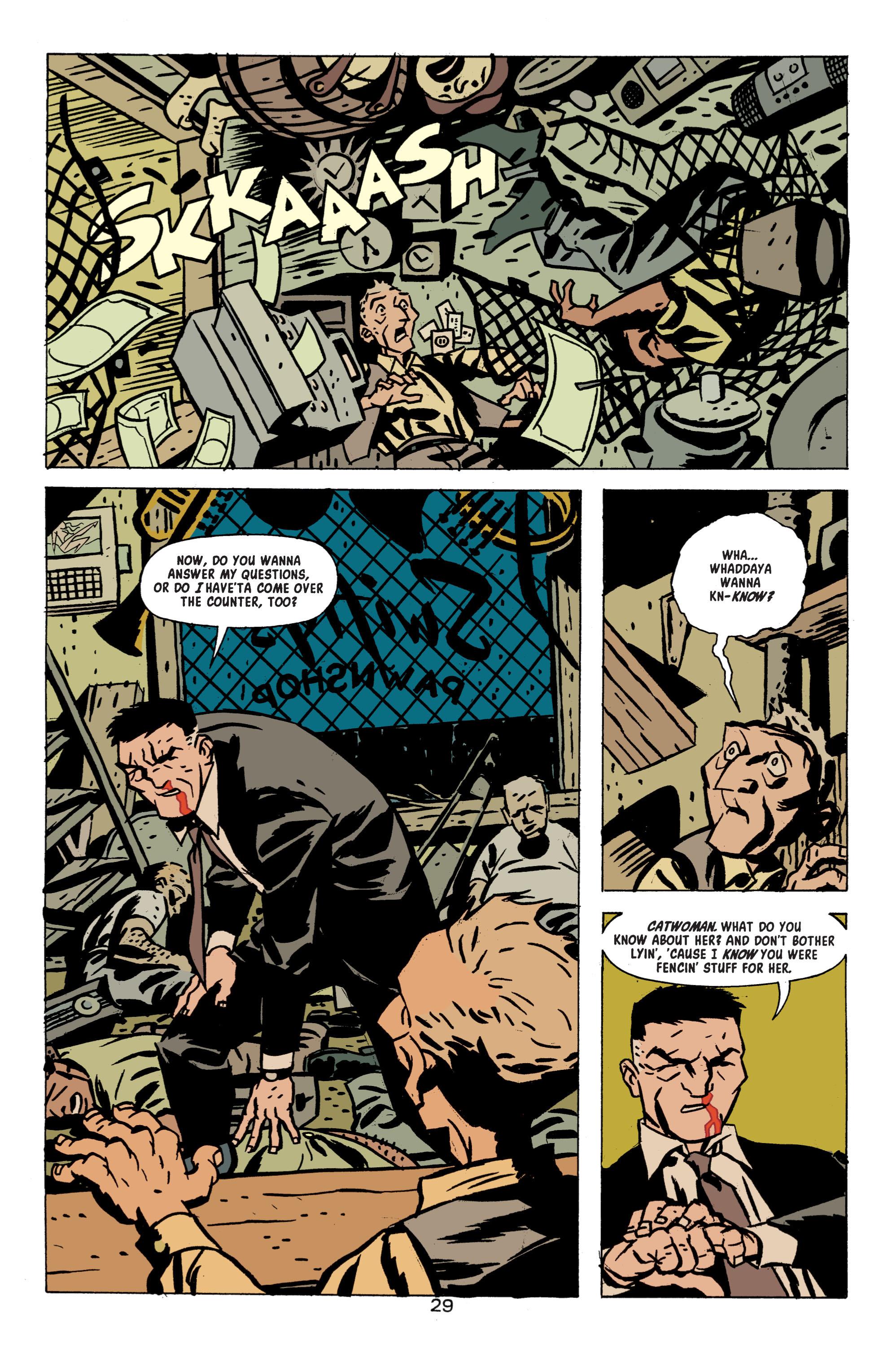 Detective Comics (1937) 759 Page 29