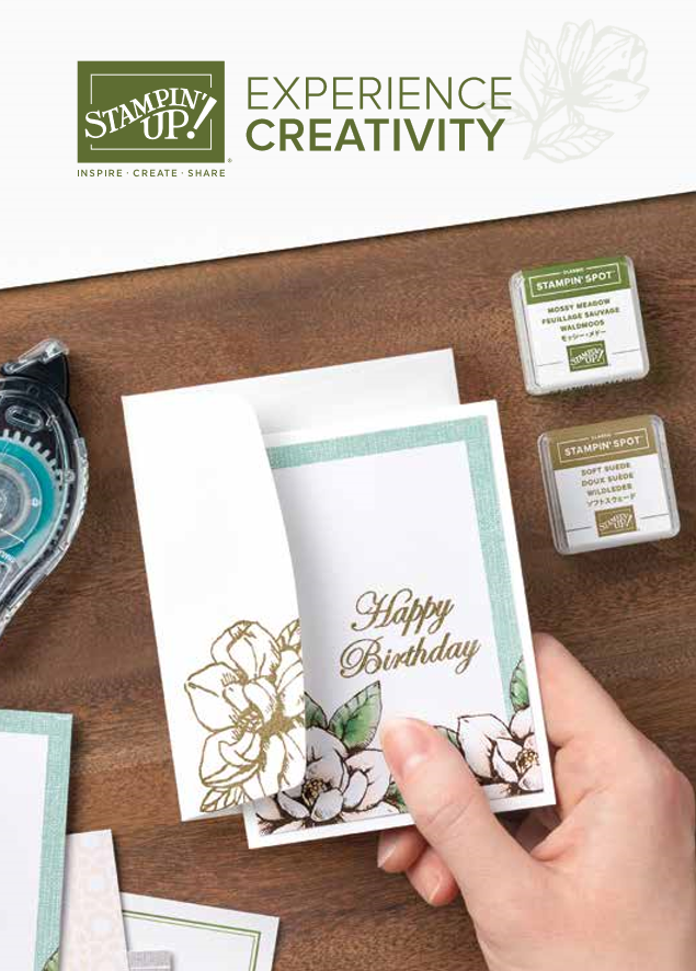 Experience Creativity Brochure