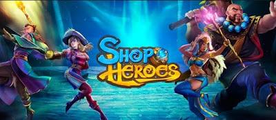 Shop Heroes: Adventure Quest Mod Apk Download