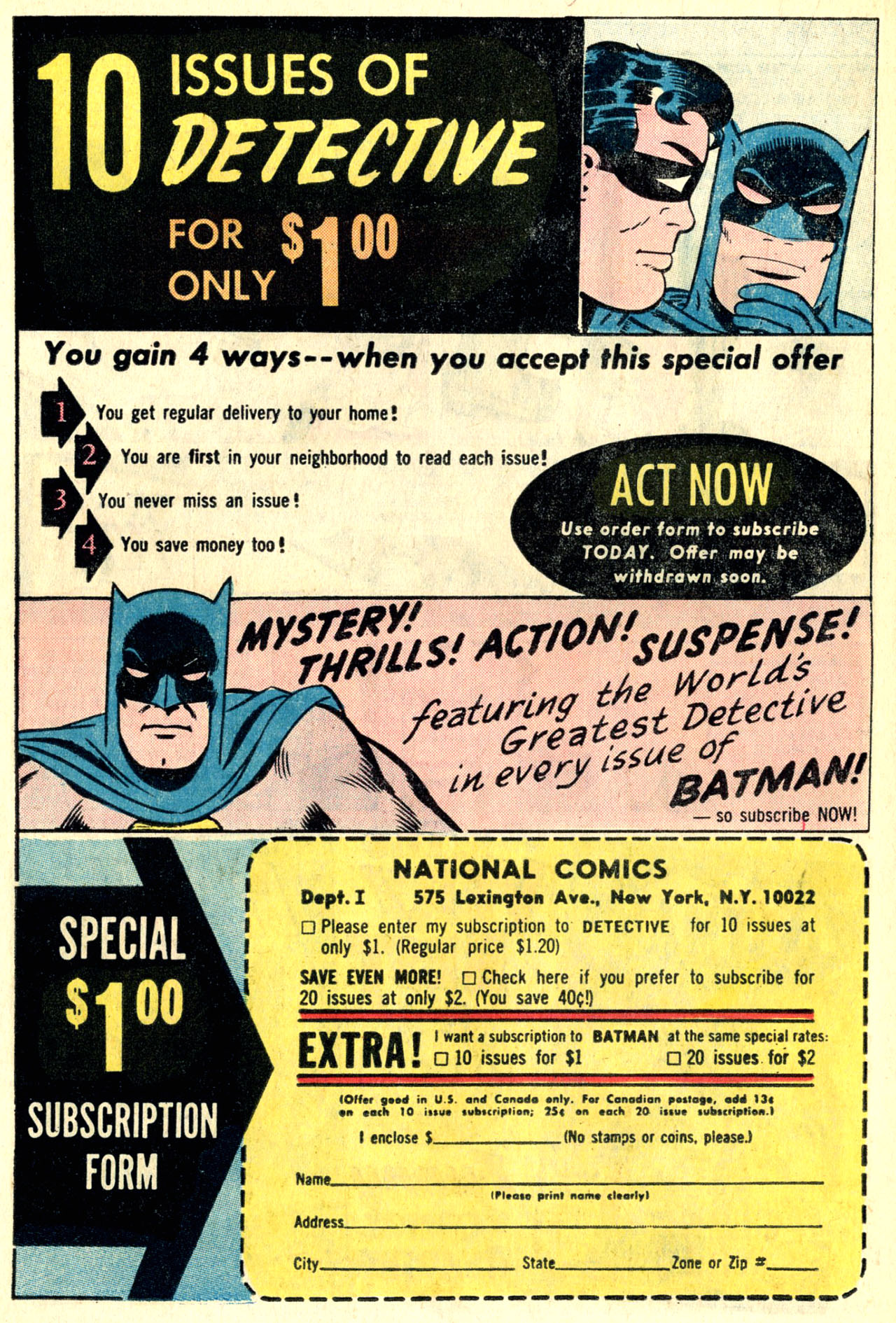 Detective Comics (1937) 341 Page 21