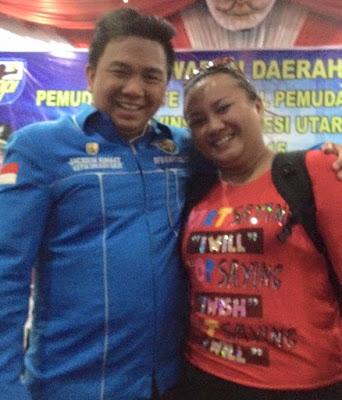 Ketua KNPI Sulut Pasti Dukung DS-DM Usut Tuntas Penggunaan Dana Hibah