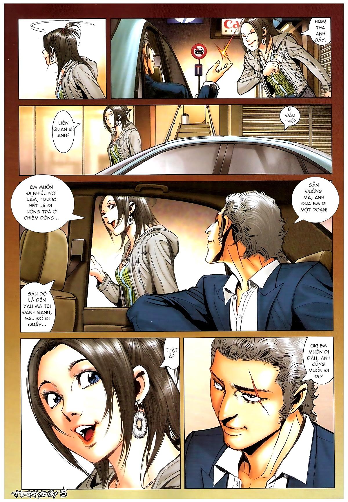 Người Trong Giang Hồ - Chapter 1369: Mê trai gặp Sở Khanh - Pic 4