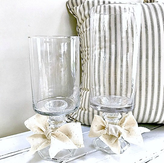 How to Make a DIY Pedestal Vase