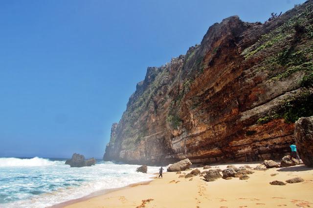 Pantai Karangpayung Paranggupito