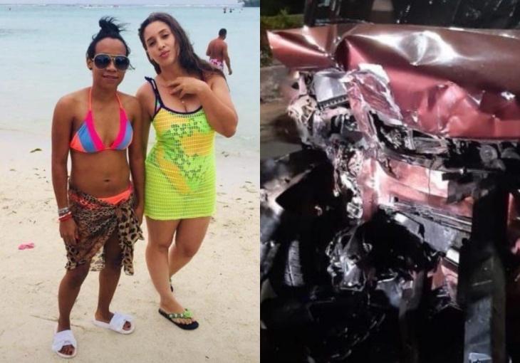 Dos mujeres mueren tras accidente en Las Américas