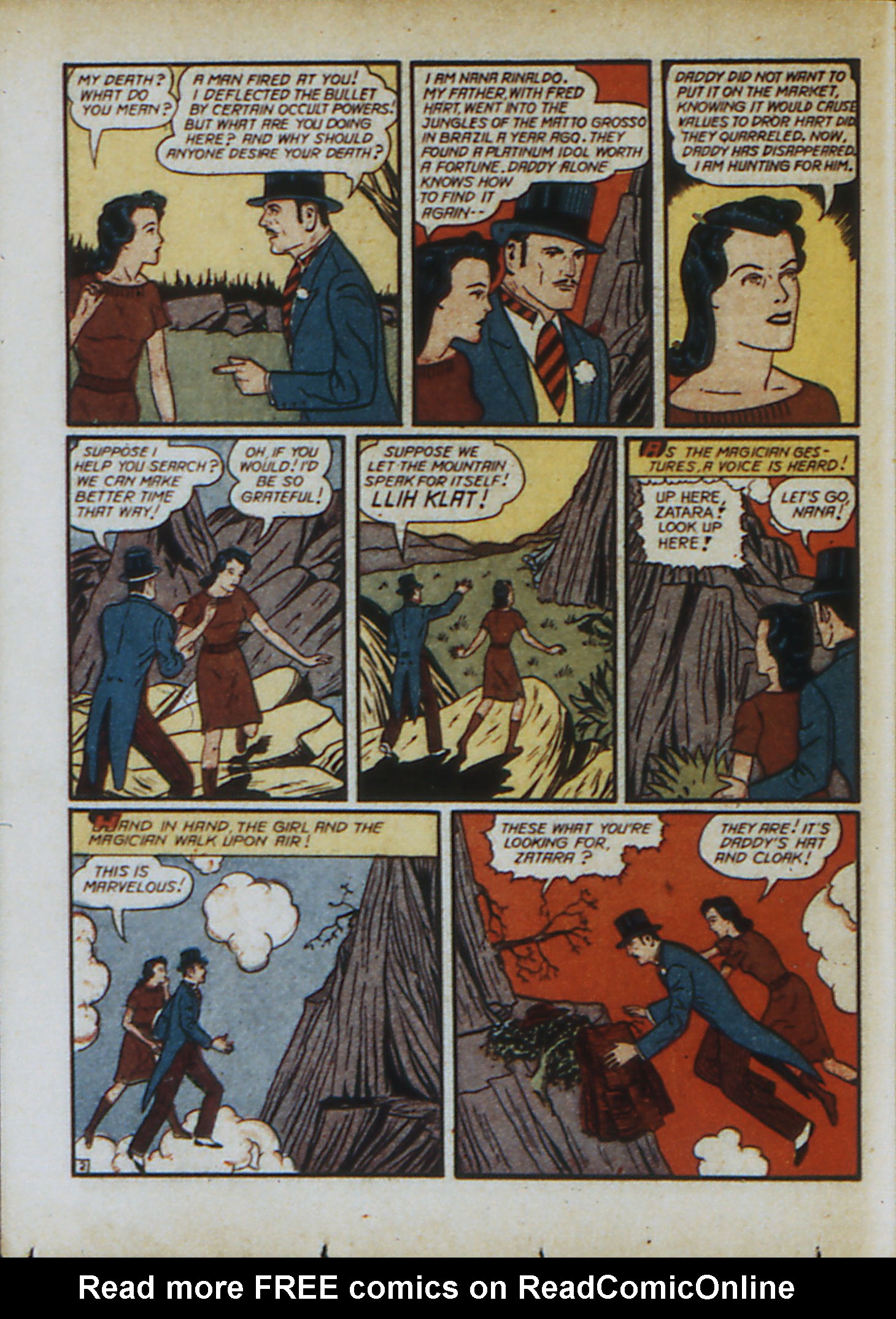 Read online Action Comics (1938) comic -  Issue #33 - 59