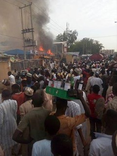 , Update! Kano Fire outbreak destorys millions of goods, Latest Nigeria News, Daily Devotionals & Celebrity Gossips - Chidispalace