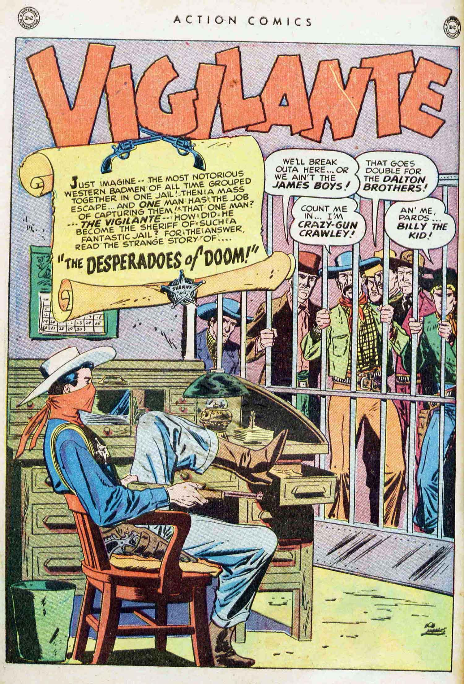 Read online Action Comics (1938) comic -  Issue #129 - 41