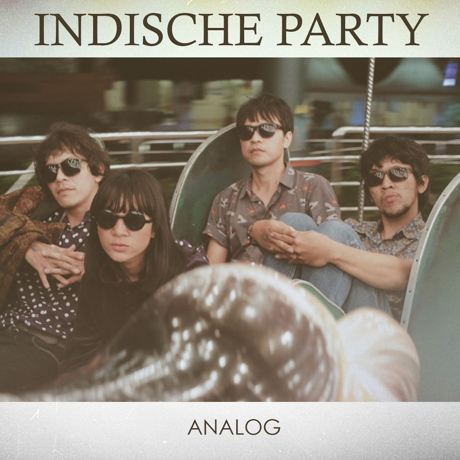 Indische Party - Analog - Album (2016) [iTunes Plus AAC M4A]