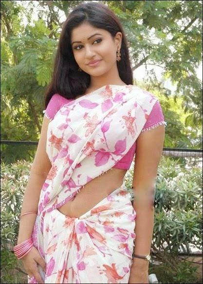 sexy navel in sari Poonam Bajwa
