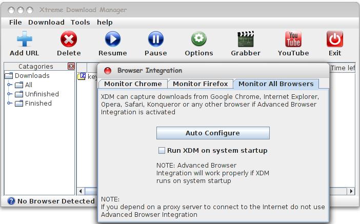 Cara Menginstal XDMan IDM Linux + Cara Integrasi ke Browser