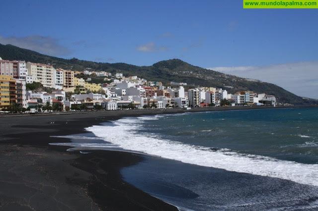 La playa de Santa Cruz de La Palma estrena este lunes su biblioteca de verano