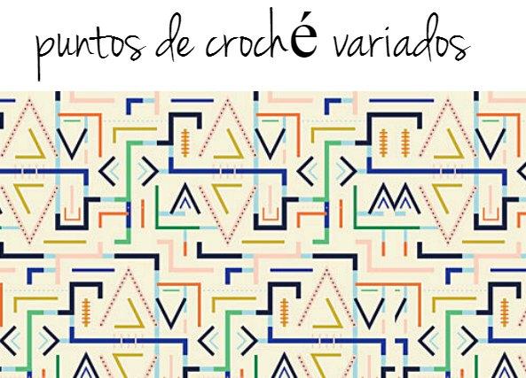 Punto Coronilla de Crochet