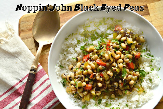Bowl of Black eyed peas