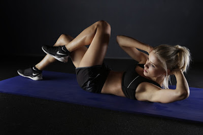 Sit-ups 5 TOP HEALTH-RELATED FITNESS COMPONENTS FOR STAYING FIT AND HEALTHY