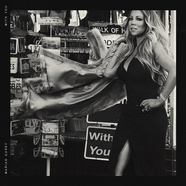 Mariah Carey Releases New Song 'With You'