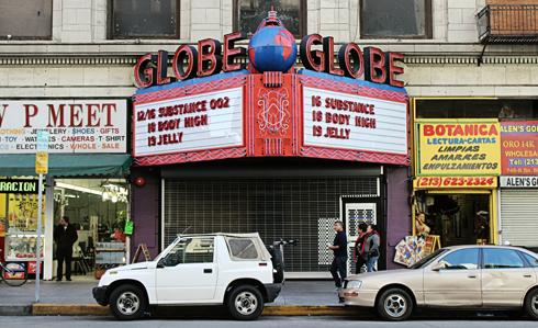 Broadway DTLA Los Angeles