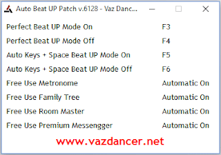 Cheat Auto Beat Up Pro Ayodance V6128