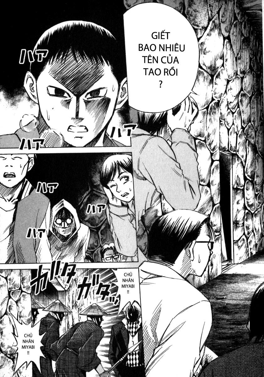 Higanjima chapter 33 trang 3