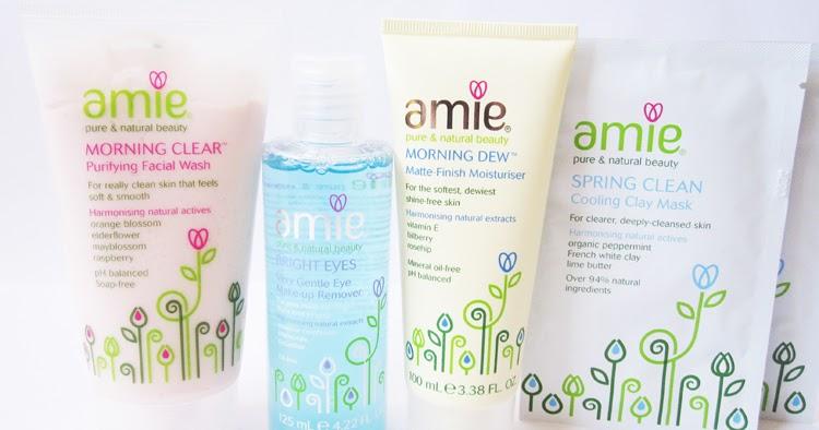 Amie Pure & Natural Skincare - Home | Facebook