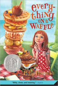 "Kid's Book Group Reads ""Everything On a Waffle"" for January 18, 2017"
