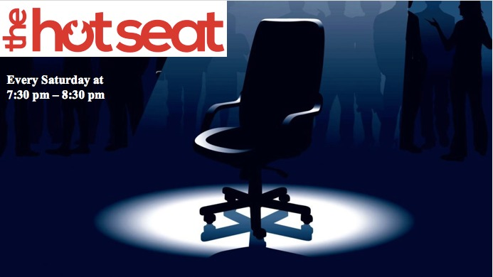 Welcome to #HRwithEM: #thehotseat with EM