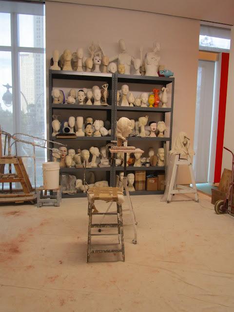 Выставка Ральфа Пуччи. Музей дизайна и искусства. Нью-Йорк. (Ralph Pucci. Museum of Art and Design, NYC)